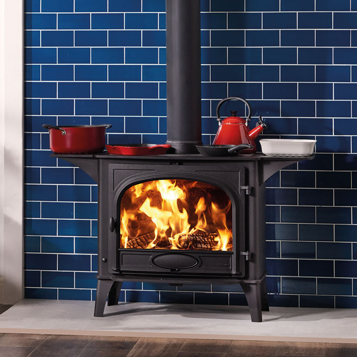 Stovax's Stockton Cook Stoves